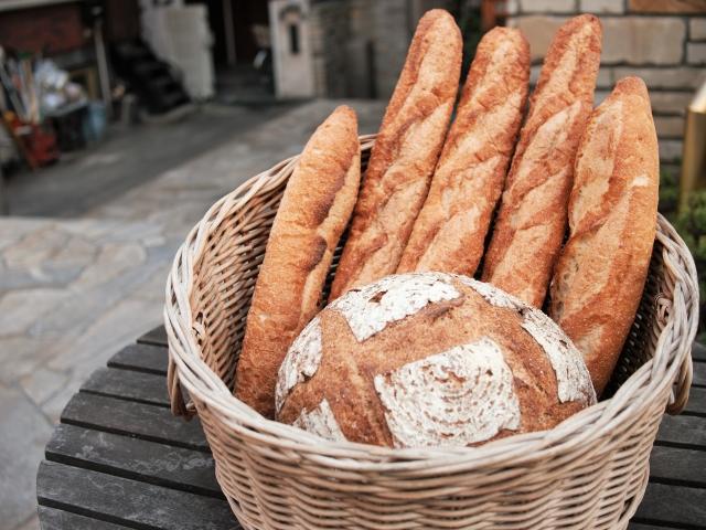 パン好きにはパン屋バイトがおすすめ!